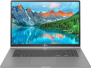 "LG Gram 17"" WQXGA (2560 x 1600) IPS Ultra-Lightweight Laptop, Intel Quad-Core i7-8565U up to 4.6GHz, 16GB DDR4, 256GB SSD, Backlit Keyboard, Fingerprint ID, Thunderbolt, Bluetooth, Webcam, Windows 1"