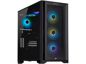 CORSAIR VENGEANCE i7200 Gaming PC- Intel i9-10850k 3.6GHz, 32 GB, 1 TB SSD + 2 TB HDD, NVIDIA GeForce RTX 3080 (10GB), Windows 10