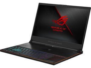 "ASUS ROG GX531GM-DH74 15.6"" 144 Hz Intel Core i7 8th Gen 8750H (2.20 GHz) NVIDIA GeForce GTX 1060 16 GB Memory 512 GB SSD Windows 10 Home 64-bit Gaming Laptop"