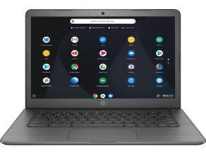 "HP Chromebook 14"" HD Touchscreen Widescreen Laptop Computer AMD A4-9120e  4GB Memory  32GB eMMC Flash Memory 802.11ac Bluetooth USB-C 3.1 14-db0025nr Chrome OS"