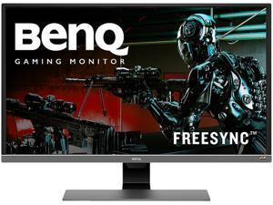 "BenQ EW3270U 32"" (Actual size 31.5"") 3840 x 2160 4K Resolution 4ms HDMI, DisplayPort, USB Type-C Built-in Speakers Flicker-Free FreeSync HDR LED Backlit Gaming Monitor 1 Year Direct BenQ Warranty"
