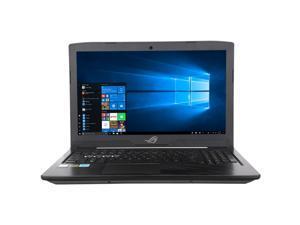 "ASUS ROG Strix Hero Edition GL503GE-US72 15.6"" Gaming Laptop Computer - Black Intel Core i7-8750H Processor 2.2GHz; NVIDIA GeForce GTX 1050 Ti 4GB GDDR5; 8GB RAM; 128GB SSD"