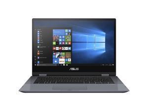 "ASUS Vivobook Flip TP412FA-DS51T-CA Intel Core i5 10th Gen 10210U (1.60 GHz) 8GB DDR4 Memory 256GB PCIE G3x2 SSD Intel UHD Graphics 14"" Touchscreen 1920 x 1080 Convertible 2-in-1 Laptop Windows 10"