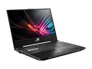 "ASUS ROG SCAR II Laptop, 15.6"" 144 Hz Full HD, NVIDIA GeForce RTX 2060 6GB, Intel i7-8750H,16GB RAM, 512GB SSD, RGB KB, Win 10 - GL504GV-BS71-CB"