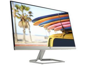 """HP 24fw 23.8"""" Full HD 1920 x 1080 75Hz (Max.) D-Sub, HDMI, Audio AMD FreeSync Built-in Speakers Monitor - 4TB29AA"""