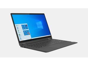 "Lenovo Flex 5 14"" FHD IPS Touch 2-in-1 Laptop Intel Core i5-1035G1 (1.0GHz) 8GB memory, 256GB SSD, Intel UHD Graphics, Windows 10 - 81X1000CUS"