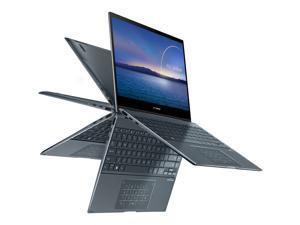 "ASUS ZenBook Flip UX363JA-XB71T 13.3"" FHD Touch Display 2-in-1 Laptop, Intel i7-1065G7 1.3GHz 16GB 512GB SSD Win10Pro"