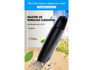 Licheers Handheld Car Vacuum Cleaner 5000KPa 120W Strong Pportable Mini Wireless Vacuum Cleaner Auto Accessories for car/home