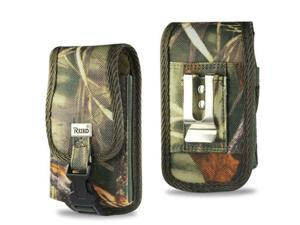 Camouflage Locking Clasp Hunter Camo Case fits LG v35 thinQ