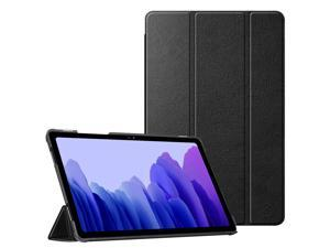 Fintie SlimShell Case for Samsung Galaxy Tab A7 10.4 2020 Model (SM-T500/505/507), Ultra Thin Lightweight Tri-Fold Stand Cover, Black