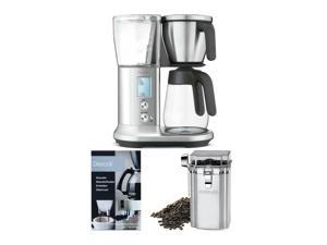 Breville BDC400 Precision Brewer Coffee Maker with Glass Carafe Bundle