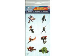 Marvel Avengers Assemble Stickers 48 Stickers