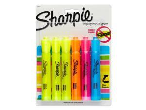 Sharpie Tank 6 Count Asst Carded 25876PP