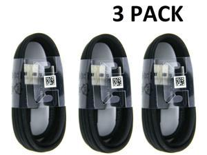 3x OEM Samsung Fast Charging Cable for Samsung Galaxy Note 20 S20 Plus S20 Ultra