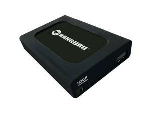 "Kanguru Ultralock U3-2Hdwp-500G 500Gb 2.5"" External Hard Drive"