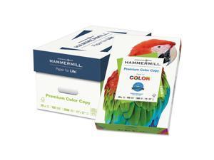 Hammermill Premium Color Copy Paper, 100 Bright, 28lb, 11 x 17, Photo White, 500