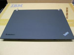 Genuine Lenovo X200S X201S WXGA+ Top Lcd rear back cover 45N3201 42X5174 W/Logo