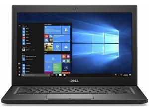 "Dell Latitude 7280 12.5"" webcam i7 2.60GHz 16GB 256GB Backlit Windows 10 Pro 64"
