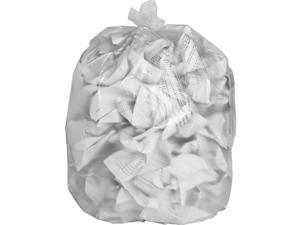 """Special Buy High-density Resin Trash Bags - Large Size - 45 gal - 40"""" Width..."""