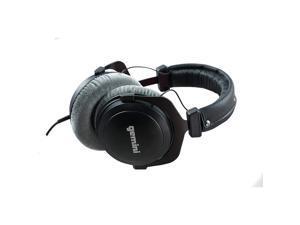 Gemini DJX-1000 Professional Over-Ear DJ Monitor Headphones