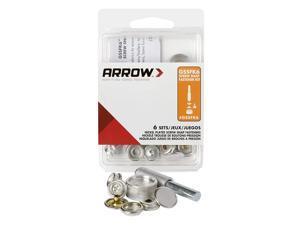 Arrow Fasteners GSSFK6 Screw Snap Fastener Kit (Set of 6)