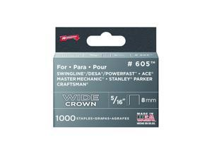Arrow Fastener 60530 Stpl H/D 5/16 1M/Cd