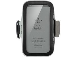Belkin Slim-Fit Armband with Cord Storage for Samsung Galaxy S4 (Black)