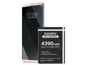 LG V20 Battery, [4390mAh] Upgraded Replacement Li-ion Battery for V20 BL-44E1F US996, AT&T H910, T-Mobile H918, Verizon VS995, Sprint LS997 Spare Battery[24 Month Warr]