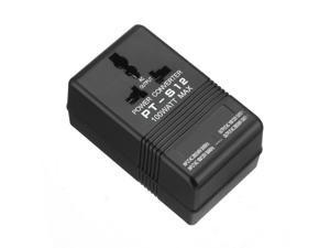 100W 110/120V To 220/240V Step-Up Down Dual Voltage Transformer Power Converter