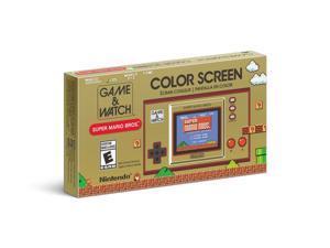 Game & Watch: Super Mario Bros (Nintendo Switch) (swihxasraaaa)