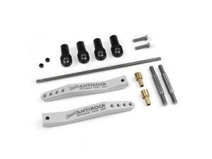 Vanquish Products VPS08301 Currie Antirock Yeti Sway Bar V2 Clear Anodized