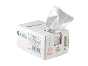 Poly Food Storage Plastic Bags 8 x 4 x 18 1000 count LLDPE Film FDA Compliant