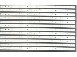 Vizio E60-C3 BACKLIGHT LED Strips FULL SET (12)  E600DLB030-007
