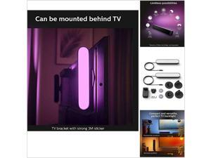 2 Pack Base Kit Philips Hue Play Bar, Smart, Light Bulb Accessory