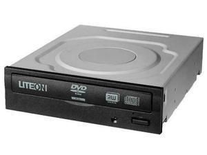 Lite-On - iHAS124-14 - SATA  DVD Internal Optical Drive Burner Black - OEM