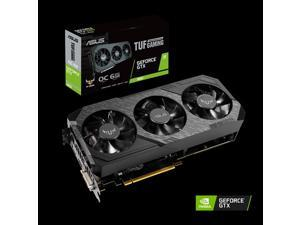 ASUS TUF Gaming X3 GeForce GTX 1660 TUF 3-GTX1660-O6G-GAMING 6GB 192-Bit GDDR5 PCI Express 3.0 HDCP Ready Video Card