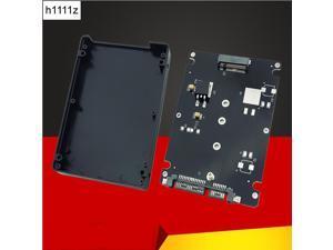 "SATA M.2 Adapter NGFF M.2 to SATA Adapter M.2 SSD Adapter 2.5"" SATA B Key Support 2230 2242 2260 2280 M2 SSD"