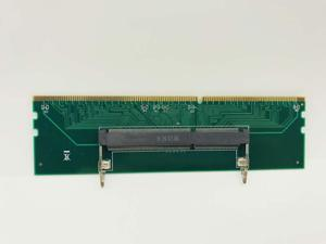 DDR3 Laptop SO DIMM To Desktop DIMM Memory RAM Connector Adapter Computer Accessory