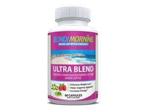 Ultra Blend, Garcinia Cambogia Weight Loss Supplement - 60 Capsules