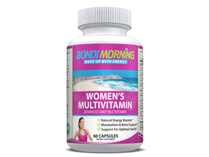 Multivitamin Supplement for Women, Essential Vitamins, Minerals & Antioxidants - 60 Capsules