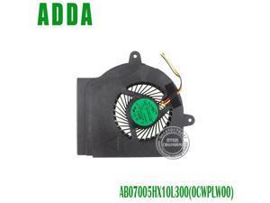 NEW For Dell XPS 14z-L412Z XPS L412z CPU Cooling Fan YMK5R 0YMK5R AB07005HX10L300 0CWPLW00 KSB06105HA-BD49