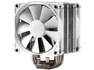 Phanteks U-Type Dual Tower Heat-Sink CPU Cooler PH-TC12DX, White