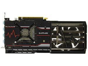 Sapphire Technology Technology Radeon 11276-02-40G Pulse RX Vega 56 8GB HBM2 HDMI/ Triple DP (UEFI) PCI-E Graphics Card