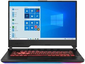"Newest ASUS ROG Strix G 15.6"" FHD Premium Gaming Laptop, 9th Gen Intel 6-Core i7-9750H, 8GB RAM, 1TB SSD Boot + 1TB HDD, NVIDIA GeForce GTX 1650 4GB, RGB Backlit Keyboard, Windows 10 Home"