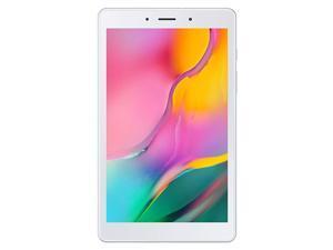 "Samsung Galaxy Tab A 8.0"" (2019, WiFi Only) 32GB, 5100mAh Battery, Dual Speaker, SM-T290, International Model (Silver)"