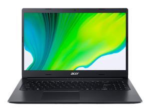 """Acer Aspire 3 A315-23-A8GY - 3000 Series 3020E / 1.2 GHz - Windows 10 Home 64-bit in S mode - 4 GB RAM - 128 GB SSD - 15.6"""" 1366 x 768 (HD) - Radeon Graphics - Wi-Fi - charcoal black"""