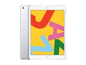 Apple iPad MW752LL/A 7th Gen (2019 Model) with Wi-Fi - 32GB - Silver