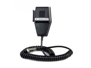 CM4 CB Radio Speaker Mic Microphone 4 Pin for Cobra/Uniden Car Walkie Talkie