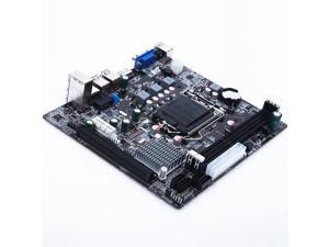 Lga 1155 Practical Motherboard Stable for Intel H61 Socket Ddr3 Memory Computer Accessories Control Board