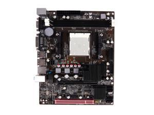Desktop A780 Computer Motherboard Am2 2Xddr2 Pc Mainboard Double Channel Support Vga Dvi for Amd Am 2 Series 940 Pin Usb 2.0 I